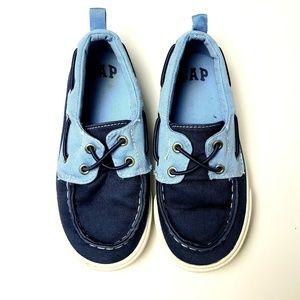 Gap | Boy's Blue Boat Shoes